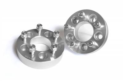 """Rough Country - Rough Country Jeep 1.5"""" Wheel Spacers / 5x4.5""""- 1090"""
