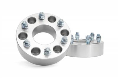 """Rough Country - Rough Country Wheel Spacers 2"""" [6 x 5.5"""" Bolt Pattern] - 1101"""