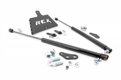 Rough Country - Rough Country Jeep Wrangler TJ / LJ Hydraulic Hood Assist - 1151