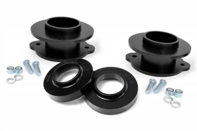"""Rough Country - Rough Country 2002-2007 Chevy / GMC 4wd/2wd Trailblazer / Envoy 2"""" Leveling Lift Kit - 289"""