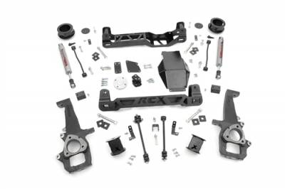 """Rough Country - Rough Country 2009-2011 Dodge Ram4wd1500 4"""" Suspension Lift Kit -328S"""