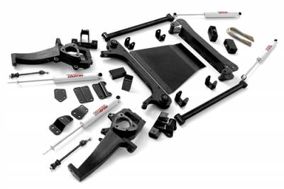 """Rough Country - Rough Country 2002-2005 Dodge 1500 4WD 5"""" Suspension Lift Kit  - 381.20"""