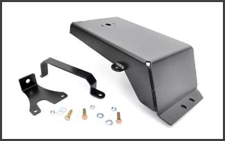 Rough Country - Rough Country JEEP EVAP CANISTER SKID PLATE (JK WRANGLER) - 777