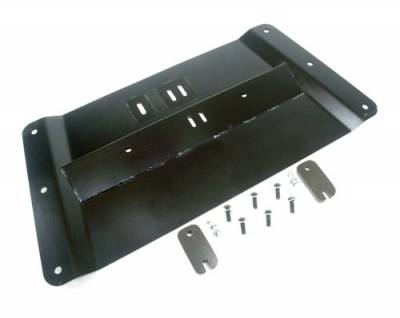 TeraFlex - TeraFlex Jeep Wrangler YJ 87-95 Belly Up Skid Plate Kit     -4648400