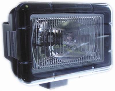VISION X Lighting - Vision X 5700 SERIES POLYCARBONATE COVER CLEAR OR YELLOW   -PCV-5700