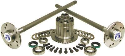 Yukon Gear & Axle - Yukon Ultimate 30 Spline Upgrade For Dana 35 Axle kit for c/clip axles with Yukon Grizzly Locker