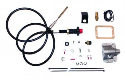 JKS Manufacturing - JKS 4X4 Posi-Lock for Jeep Wrangler YJ, Cherokee XJ, Comanchee MJ