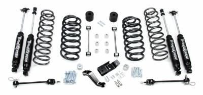 "TeraFlex - TeraFlex 97-06 Jeep Wrangler TJ / LJ 4"" Lift Kit w/ 9550 Shocks  -1241450"