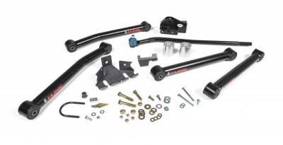 JKS Manufacturing - JSPEC Advanced Link Upgrade Kit | 2007-2016 Jeep Wrangler JK
