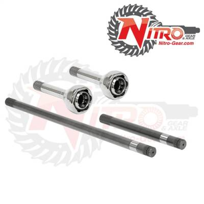 Nitro Gear & Axle - Toyota Land Cruiser 80 Series (FJ80 FZJ80 HDJ80 HZJ80), Nitro HD Chromoly Birfield & Axle Kit by Nitro Gear & Axle     -AXTBIRF-FJ80KIT