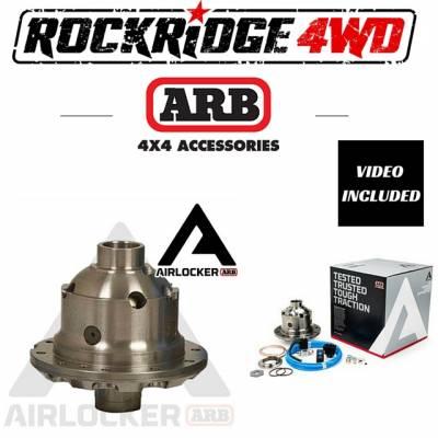 """ARB 4x4 Accessories - ARB Air Locker Toyota 9"""" Clamshell IFS, Front, 34 Spline - RD151"""