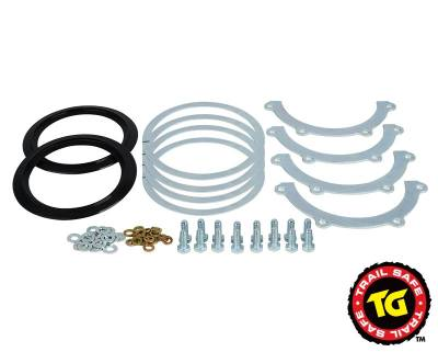 TRAIL-GEAR - Trail Gear Trail-Safe™ fits Nissan Patrol Y60 Knuckle Ball Wiper Seal Kit - 303920-KIT