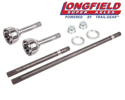 TRAIL-GEAR - Trail Gear Longfield™ FJ80 Gun Drilled 30-Spline Super Set - 301720-1-KIT