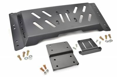 Rough Country - Rough Country 1997-2002 Jeep TJ High Clearance Skid Plate 4.0L Auto  -1120