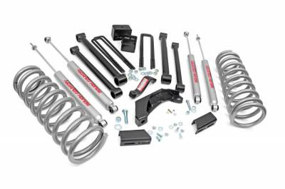 """Rough Country - Rough Country 2000-2001 Dodge 4wd Ram 1500 5"""" Suspension Lift Kit - 372.20"""