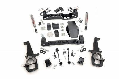 """Rough Country - Rough Country 2006-2008 Dodge Ram 4WD 1500 4"""" Suspension Lift Kit- 326S"""