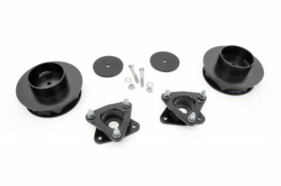 "Rough Country - Rough Country 2009-2011 Dodge Ram 4WD 1500 2.5"" Leveling Suspension Lift Kit *Choose Strut Options*   -359-359.23"