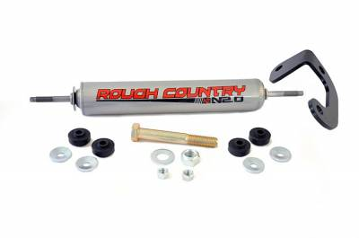 Rough Country - Rough Country GM STEERING STABILIZER - 87371.20
