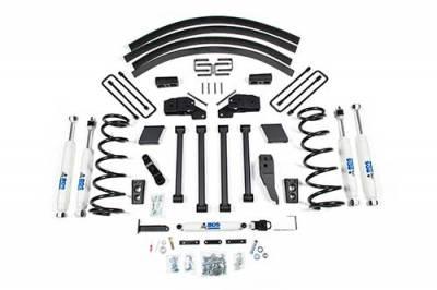 "BDS Suspension - BDS Suspension 5"" Lift Kit for 2000 - 2002 Dodge Ram 3/4 & 1 Ton 4wd Pickup - Gas & Diesel  -217H"