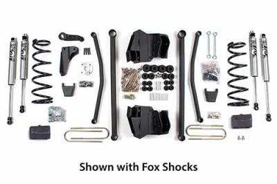 """BDS Suspension - BDS Suspension 6"""" Long Arm Kit for 2008 Dodge Ram 1500 1/2 Ton Mega-Cab  -657H"""