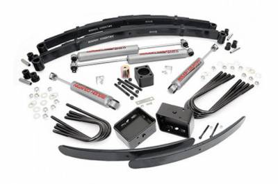 "Rough Country - Rough Country 6"" Suspension Lift Kit for Chevy/GMC 1977-1991 3500 Pickup - 251.20"