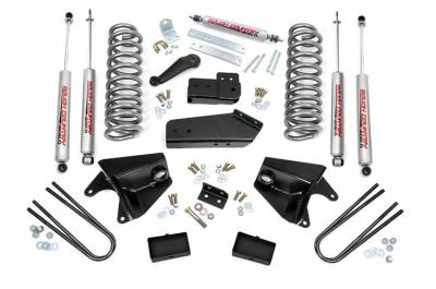 "Rough Country - Rough Country 4"" Suspension for Ford 1980-96 F-150 4wd - 465.20"