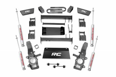 "Rough Country - Rough Country 4"" Suspension Lift Kit for Ford 1997-2003 F-150 - 477.20"