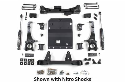 """Zone Offroad - Zone Offroad 4"""" Suspension System 2016 Toyota Tacoma 4WD - T8N"""