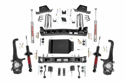 """Rough Country - Rough Country 6"""" Suspension Lift Kit for 2004-2015 Nissan Titan - 875.20-875.23"""