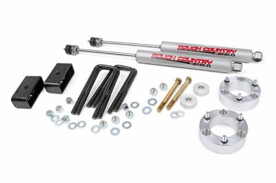 "Rough Country - Rough Country 3"" Suspension Lift Kit for 05-18 Toyota Tacoma / PreRunner - 745N2"