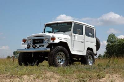 """Rough Country - Rough Country 4"""" Suspension Lift Kit for 1964-1980 Toyota FJ-40 Land Cruiser - 73530"""