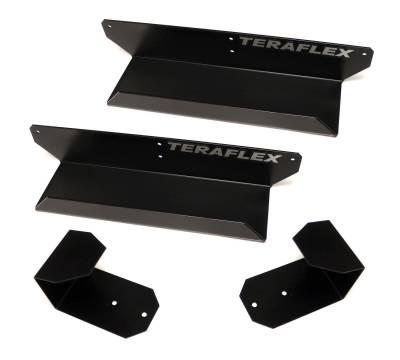 TeraFlex - Teraflex Freedom Top Holder & Full Hard Door Hanger Combo Kit - 1830702