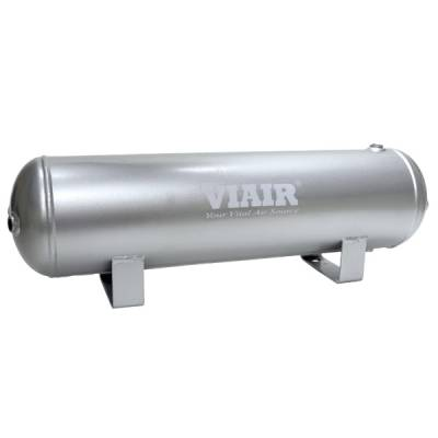 "VIAIR - Viair 2.5 Gallon Air Tank (Six 1/4"" NPT Ports, 150 PSI Rated) - 91025"