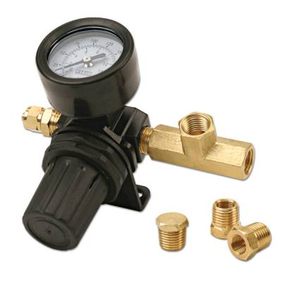 VIAIR - Viair Inline Pressure Regulator with Mounting Bracket - 90150