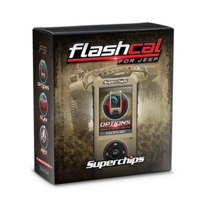 Superchips - Superchips FlashCal F5 for 2007-2018 Jeep Wrangler JK - 3571