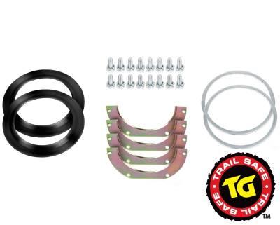 TRAIL-GEAR - Trail Gear Trail Safe Samurai Knuckle Ball Wiper Seals - 300749-3-KIT