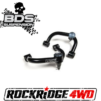 BDS Suspension - BDS 04-19 FORD F-150 Upper Control Arm (UCA) Kit - 123253