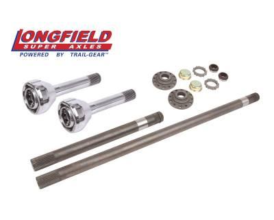 TRAIL-GEAR - TRAIL-GEAR Longfield 30-Spline Gun Drilled Super Set Toyota Pickup, 4Runner - 301688-1-KIT