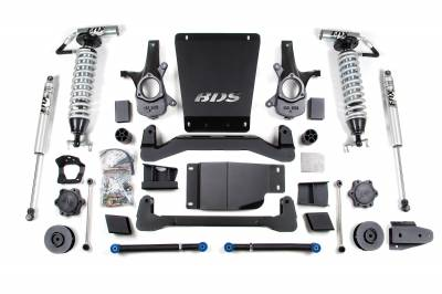 "BDS Suspension - BDS Suspension 4"" Coil-Over Suspension System 