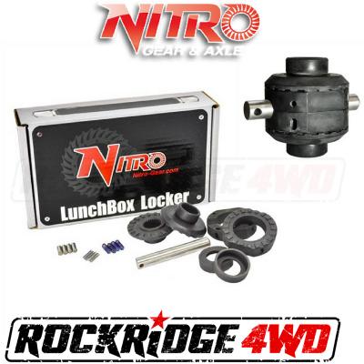 "Nitro Gear & Axle - Nitro Lunch Box Locker (AMC 8.875"") Dana Model 20, M20, 29 spline - LBM20"
