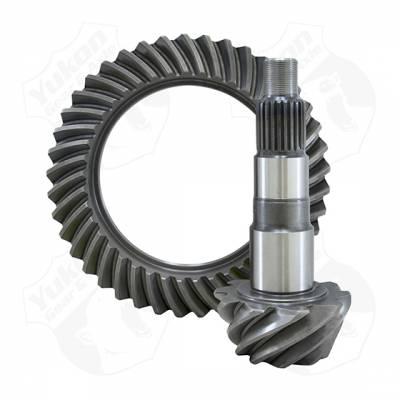 Yukon Gear & Axle - High performance Yukon replacement Ring & Pinion gear set for Dana 44 Short Pinion Reverse rotation 4.88