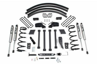 "BDS Suspension - BDS Suspension 5"" Long Arm Kit for 2000 - 2002 Dodge Ram 3/4 & 1 Ton 4wd Pickup - Gas & Diesel  -219H"