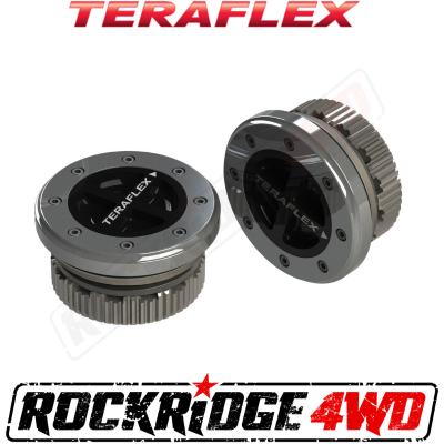 TeraFlex - Teraflex Dana 60 SlimLock Hub Kit fits 07-18 Jeep Wrangler JK & JKU