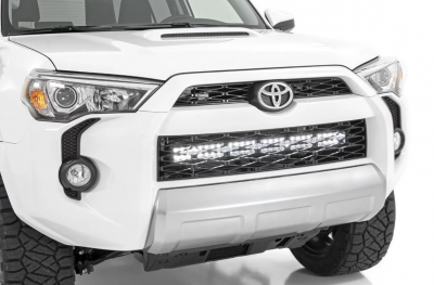 Rough Country - Rough Country TOYOTA 30IN LED HIDDEN GRILLE KIT (14-19 4-RUNNER) - 70786,70787,70788