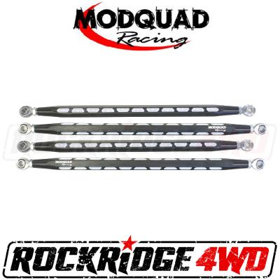 MODQUAD Racing - MODQUAD Racing Radius Rods, Hex 7075 for the 17+ Polaris RZR XP Turbo | 18+ RZR XP 1000