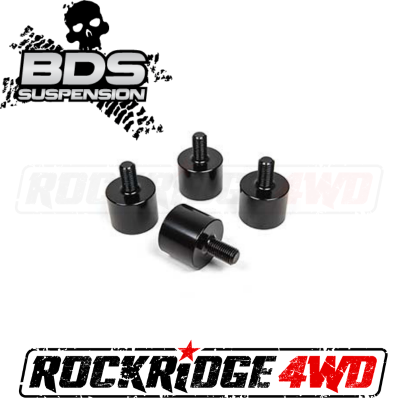 BDS Suspension - BDS 07-18 Toyota Tundra Bump Stop Extension - 128301