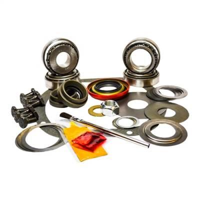 Yukon Gear & Axle - Jeep CJ, XJ, YJ, W/O Crush Sleeve, Front, Nitro Master Install Kit for Dana 30