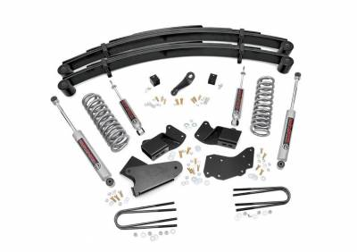 """Rough Country - Rough Country 4"""" Suspension Lift Kit for Ford 91-94 Explorer-44030"""