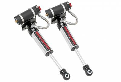 Rough Country - Rough Country GM FRONT ADJUSTABLE VERTEX SHOCKS (11-19 SILVERADO/SIERRA 2500/3500 | FOR 5-7.5IN LIFTS)
