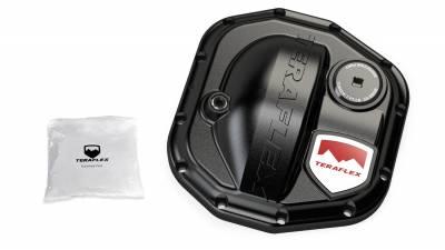 TeraFlex - TeraFlex Dana 44 AdvanTEK (M220) Rear HD Differential Cover Kit